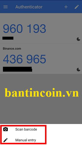 đăng ký binnance