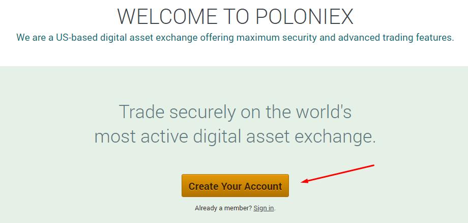 đăng ký sàn polonoex