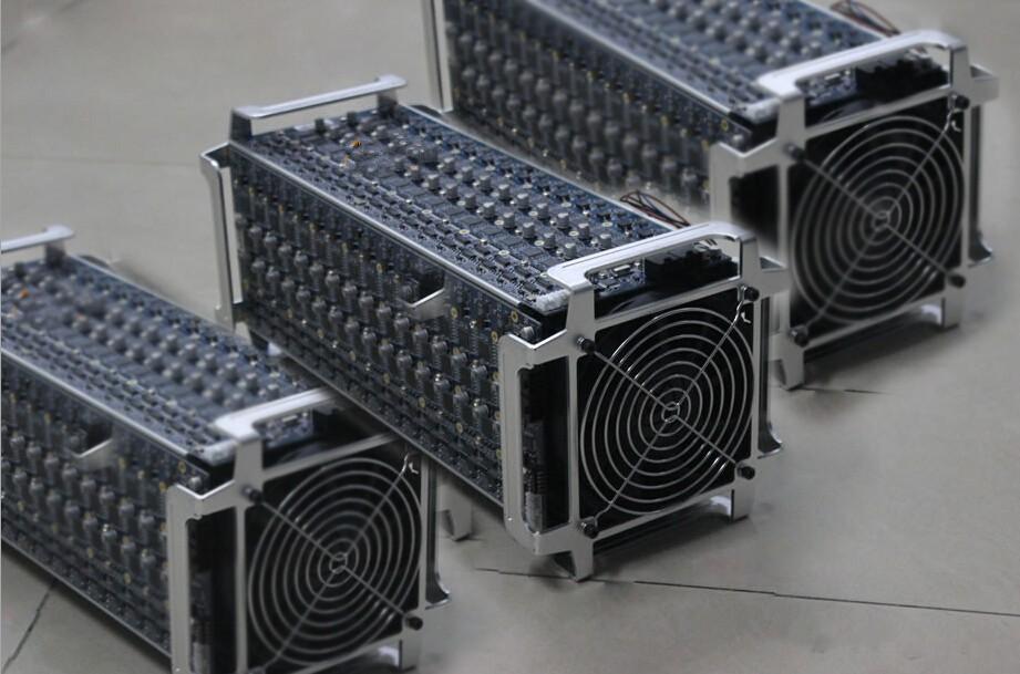 phần cứng khai thác bitcoin