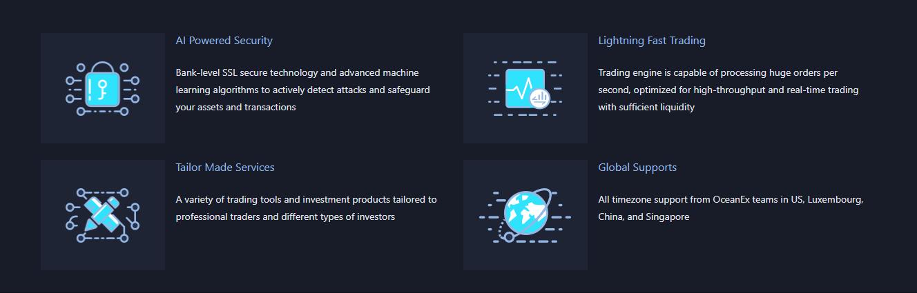 OceanEx-Advantages
