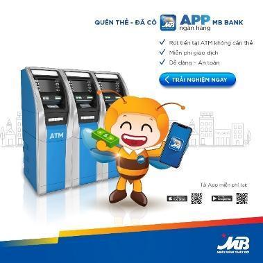 Tiện ích của app online MB Bank